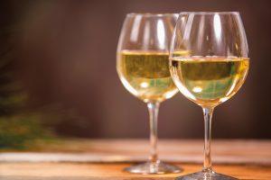 Hade Maria missat att slå in två glas vin?