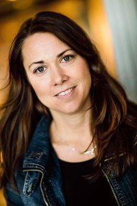 Marie Birgersson. Foto: Lars Lanhed