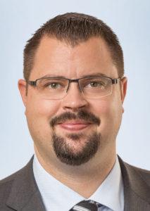 Mikael Berge, ombudsman, HRF. Foto: Jann Lipka/HRF