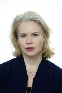 Anna Weigelt, Afa Försäkring. Foto: Theresia Köhlin