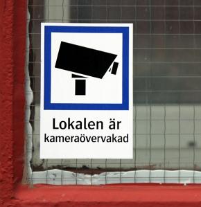 Kameraövervakning på hotell ska granskas
