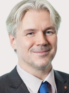 Torbjörn Johansson, LO:s avtalssekreterare
