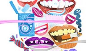 """Bjud tänderna på """"det lilla extra"""""""