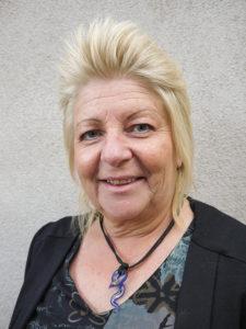 Cecilia Creutz, HRF-ombudsman.