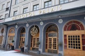 Metropol Palais stänger