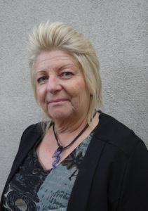 Cecilia Creutz, ombudsman på HRF.