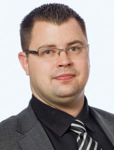 Mikael Berge, ombudsman, Hotell- och restaurangfacket