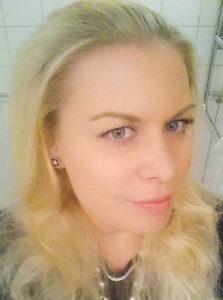 Sofie Dahlqvist, förtroendevald HRF avdelning 05 Syd.