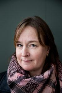 Katrina Kristofersson, kassör och ombudsman på facket .