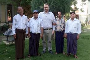Framgång för hotellfack i Burma