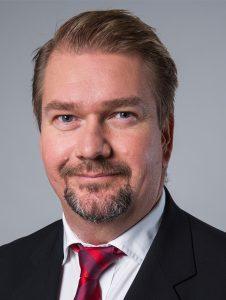 Erik Nilsson, statssekreterare Arbetsmarknadsdepartementet.