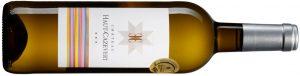 2014 Château Haut-Cazevert, Frankrike, 4006, 99 kr, 750 ml Mynta och luzern samsas med krita och lime. Ett elegant vin som passar fänkålssalladen här intill.