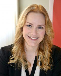Heidi Wold, kommunikationschef. Foto: Scandic hotels