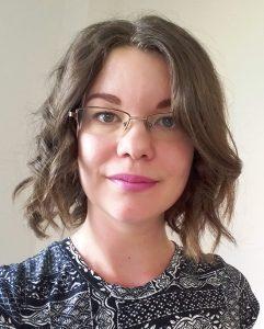 Jasmine Larsson, , regionalt skyddsombud