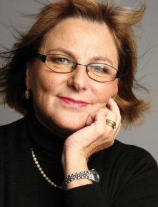 Kerstin Ljungström, organisationskonsult.