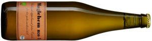 2015 Maglehem n:o 4, Sverige, 1958, 48 kr, 630 ml. Läcker smak av gula sensommaräpplen, örtkarameller och apelsinblom. Alkoholfritt till rätter med citrus.