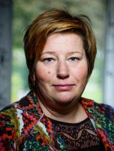 Malin Ackholt tycker att förhandlingarna med Visita sker i gott klimat.