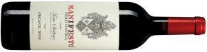 2014 Manifesto Nero d'Avola, Italien, 2680, 79 kr. Syltigt men elegant, ett rödvin som är läckert och lättdrucket. Gott till torsk.