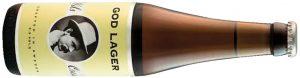 Nils Oscar God Lager, Sverige, 1305, 19:90, 330 ml. Helgjutet till makrillen, aromatisk och fylld av honungskaramell, örter och rostat bröd.
