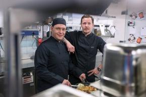 Kocken Mohamad är redo för Dalarnas restauranger