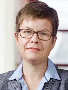 Eva-Lotta Ramberg, Hotell- och restaurangfacket.