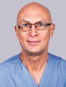 Ola Svensson, docent och överläkare på Smärtcentrum på Danderyds sjukhus.