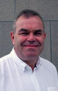 Per Persson, avtalssekreterare för HRF.