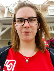 Camilla Lindström.
