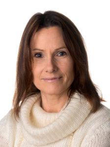 Annelie Silvander, chef för tillståndsenheten, Göteborg.