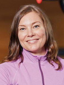 Anne Viklund, floor manager och tränare, Mornington Stockholm Bromma
