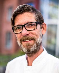 Köksmästare Frank Gustavsson.