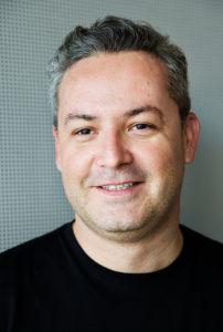 Danijel Draskovic, restaurangchef.