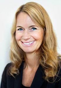 Cecilia Björkenå, konferenschef.