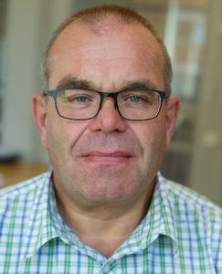 HRF:s avtalssekreterare Per Persson
