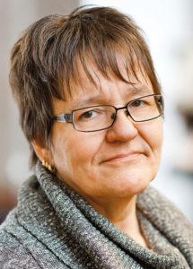 Sonja Berthsjö.