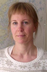 Katarina Högquist, Datainspektionen.