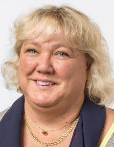 Lena Bengtsson Olsson.