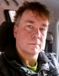 Rickard Philipsen, huvudskyddsombud på Ikea-varuhuset i Helsingborg.