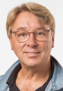 Mats Hansson, ombudsman på HRF.