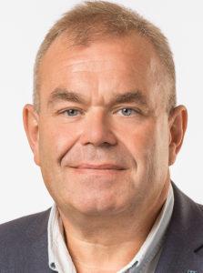 Per Persson, HRF:s avtalssekreterare.