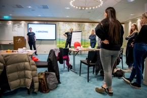 Facklig kurs lockade unga i Umeå