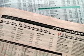 HRF går back utan vinster på börsen