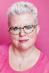Suzann Larsdotter, sexolog, Riksförbundet för sexuell upplysning, RFSU
