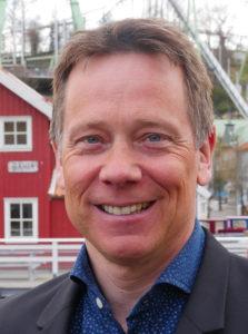 Thomas Sjöstrand vice vd Liseberg