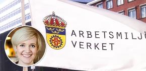 """Jenny Bengtsson: """"Jag vill bli en grym inspektör"""""""