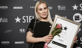 Servitrisen Sara vinnare på ny gala