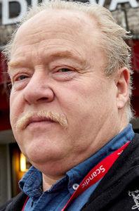 Karl-Erik Andersson brandcertifiering