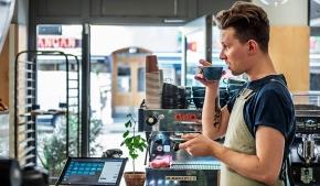 Facklig kraft i kaffebaren