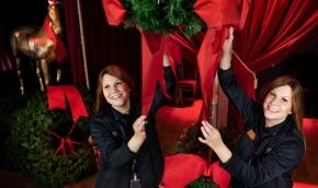 Mysigt julskift på Cosmopol