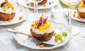 Kryddig cupcake med chilifrosting